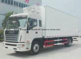 De 10 van de Gekoelde van de Vrachtwagen JAC 4X2 Verse van het Voedsel Ton Van uitstekende kwaliteit Vrachtwagen van het Vervoer