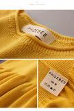 Phoebee 100% algodão roupas infantis vestidos infantis para meninas