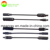 Mc4 Y-Branch Conector de cable