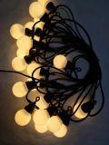 LED de IP65 Piscina Pátio de Globo de Decoração de Natal Luz de String