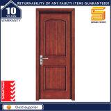 Personnalisé de haute qualité de l'intérieur en bois de placage de MDF de la porte du panneau en bois massif