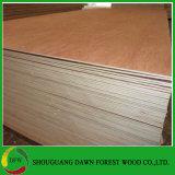 Deux fois Presse à chaud des meubles de qualité contreplaqué Bintangor