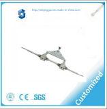 Adaptador de la línea de energía eléctrica cable aislado una tensión constante abrazaderas para cable