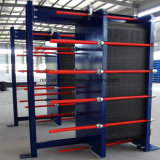 Gebäude-Anwendung Gasketed Platten-Wärmetauscher des Wasser-und Glykol-Kühlsystem-HVAC hoher