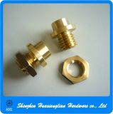 기준과 Customized Types Hex Round Brass Nut