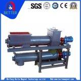 ISO9001 Tgg cuantitativa de la serie alimentador espiral de ponderación para polvo