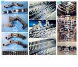 Estándar de precisión personalizada rectas o curvas de las cadenas de aceite de palma