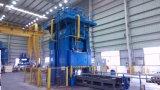 Metal de hoja que crea la prensa hidráulica