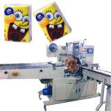 Tejido de la cara que hace maquinaria la empaquetadora de papel Pocket