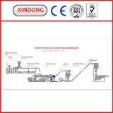 Штрангпресс PVC выхода Китая высокий для машины пластмассы Masterbatch провода кабеля