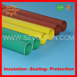 Calor médio da isolação da barra da tensão - tubulação shrinkable