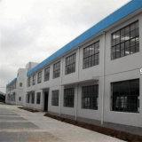 Сегменте панельного домостроения в стальной каркас здания на заводе пролить