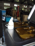 RVS Soft Ice Cream Machine met CE