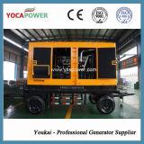 produzione di energia diesel elettrica del generatore del rimorchio 200kw/250kVA