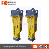 Marteau de pelle marteau hydraulique avec le coréen de la qualité (YLB1400)