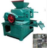 Hacer bolas de briquetas de carbón el carbón de leña de la máquina de prensa para la venta