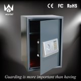Cajas fuertes de la puerta doble y puerta electrónicas de las cámaras acorazadas de batería