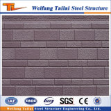 El panel de pared caliente de la venta para el material de construcción de Constructure