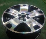 車輪はCNC機械普及した合金アルミニウム修理機械を再仕上げする