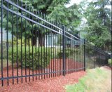 Clôture en acier de garantie de garnison du piquet Fence/2100X2400mm de garnison de l'Australie