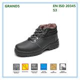 Aislado de la zapata contra el frío de la Seguridad Industrial zapatos