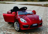 Giro delle automobili dei capretti della batteria sull'automobile di bambino a pile dei capretti