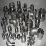 Instalaciones de tuberías echadas del acero que trabajan a máquina inoxidable (bastidor de la precisión)