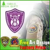 A polícia Metal o emblema com Pin de segurança, vendas quentes do emblema no Reino Unido