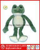 Het hete Stuk speelgoed van de Kikker van de Pluche van de Verkoop Leuke voor het Product van de Baby