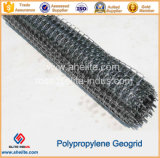 Polipropileno de geomalla Biaxial Anti-Flaming 45-45kn