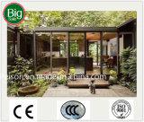 Casa de la alta calidad flexible/chalet móviles prefabricados/prefabricados