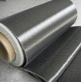 Tela da fibra do carbono do Twill do elevado desempenho 3K 200g da Quente-Venda