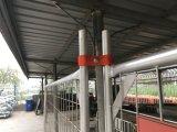 Segurança de Austrália painéis provisórios da cerca do local de 2100mm x de 2400mm