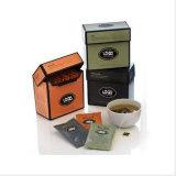 Le thé fait sur commande peut cadre de empaquetage de cadeau