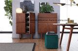 현대 거실 나무로 되는 내각 호텔 내각 또는 장치