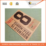 Fine Customized Label Printing Paper Service Wine Logo Bottle Stickers