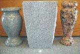 Vaas van het Graniet van het Graniet van Shanxi de Zwarte, Vaas van de Bloem van de Grafsteen de Bijkomende