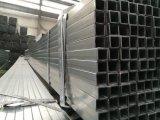 Seção oca quadrada galvanizada Q235 Q345