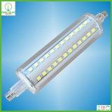 El LED R7S 10W 118mm