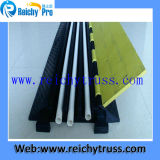 From 중국 케이블 Ramp 5 Channel Rubber Cable Ramp 원래 장소