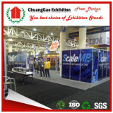 Estande de exposições de 3 * 6m para mostra de stand da feira