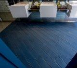 plancher en plastique en bois de Decking du composé WPC de 150X25mm
