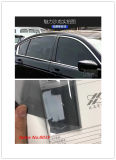 Отражательная 99% UV солнечная пленка окна