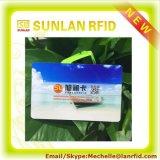 Karte der freies Beispielniedrige Kosten-kontaktlose Chipkarte-Mf1 1k RFID der Karten-M1 S50/Ntag 213/215/216/Icode 2 Card//DESFire EV1 2k/4k/8k intelligente Card/NFC Karte