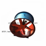 Ventilador misturado do fluxo do duto do ruído de Swf baixa ventilação de alta pressão