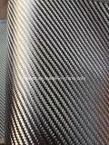 12K aclaran el paño 100% de la fibra del carbón de BD de la armadura de tela cruzada para la venta
