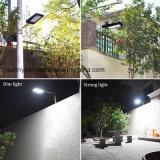 108 LED 2100LM Radar Solar Sensor de movimiento de la luz de lámpara de pared impermeable al aire libre el patio de la Calle Jardín ruta