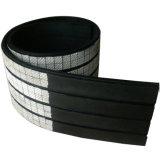 Керамические шкив отстают резиновые для барабана транспортера