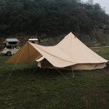 Для тяжелого режима работы роскошь Canvas алюминиевых полюс Bell Палатка для фестиваля