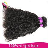 Feibinのスムーズな毛の膚触りがよく自然な波の毛の人間の毛髪の編むこと